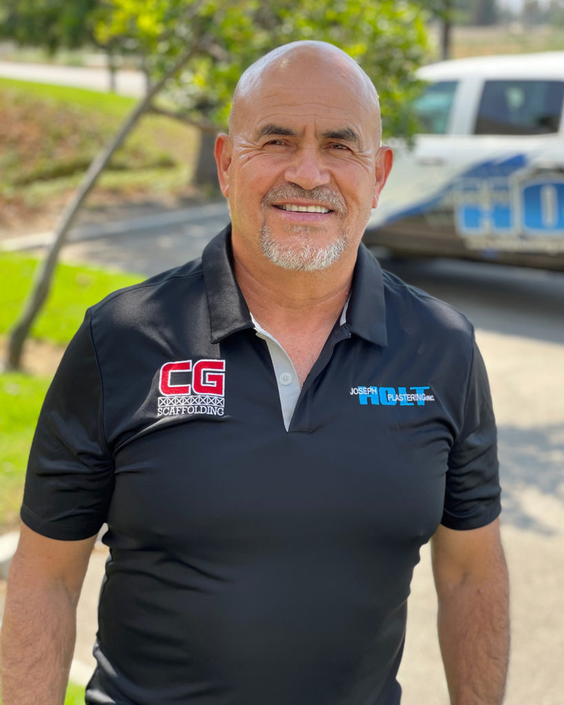 Armando Chavez_Field Superintendent