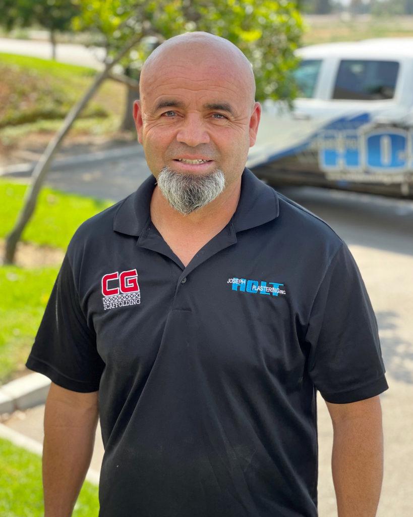 Tony Barragan_Field Superintendent